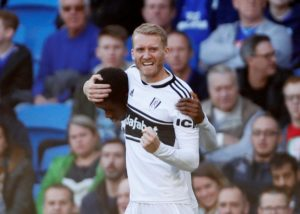 Forward Andre Schurrle admits Fulham face a huge battle to avoid relegation but insists there is still belief at the club.