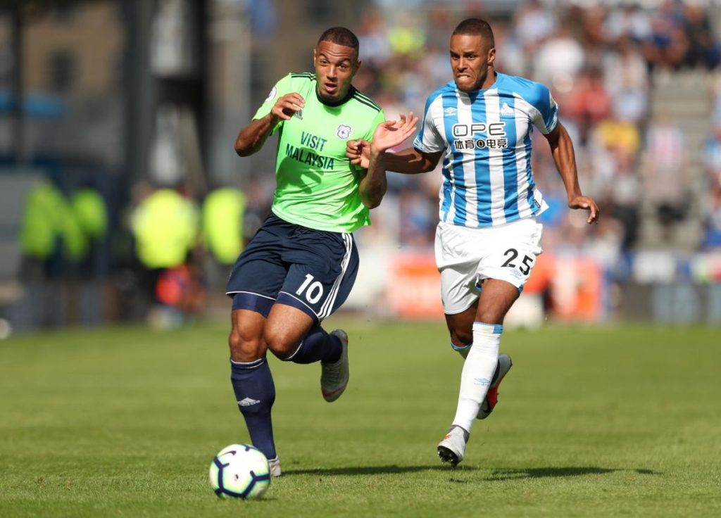 Neil Warnock has confirmed Kenneth Zohore will miss Cardiff City's crucial league clash at home to Huddersfield Town on Saturday.