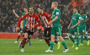 Reports in Italy claim Sampdoria have tabled a bid to take Southampton striker Manolo Gabbiadini on loan with an obligation to buy.