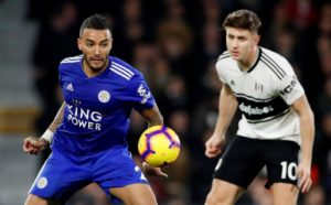 Leicester are reportedly set to lose right-back Danny Simpson to fellow Premier League side Fulham this month.