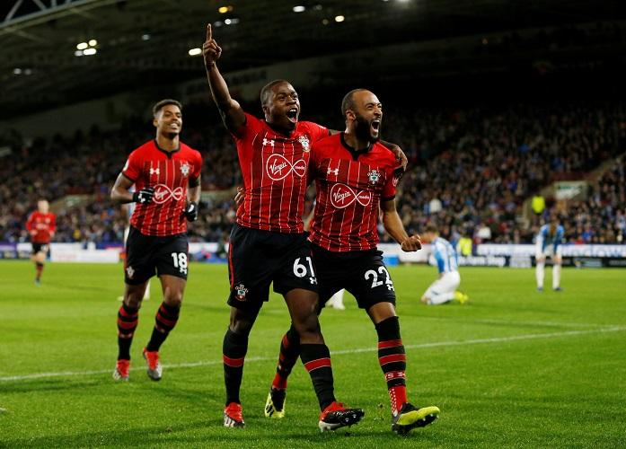 Southampton boss Ralph Hasenhuttl will be without promising young striker Michael Obafemi for another three weeks.