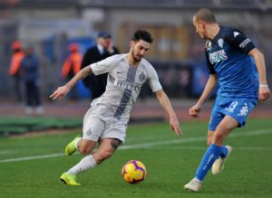 Inter Milan forward Matteo Politano has hailed boss Luciano Spalletti's influence on the squad.
