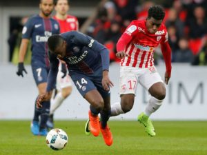 Newcastle have had a £7.5million bid for France Under-20 left-back Faitout Maouassa rejected by Rennes, according to reports in France.