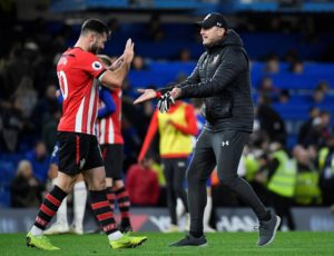 Southampton boss Ralph Hasenhuttl will be without a number of first-team stars for the third-round FA Cup replay with Derby County.