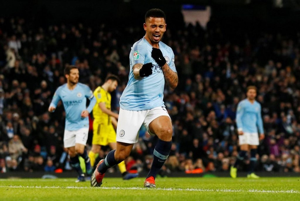 Gabriel Jesus believes he is close to getting back to his best for Manchester City after suffering a post-World Cup hangover.