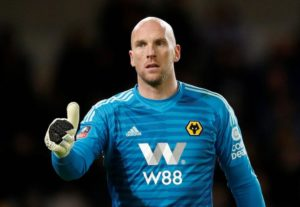 John Ruddy says he is prepared to be patient and keep pushing Rui Patricio in the battle to be Wolves' No.1 goalkeeper.