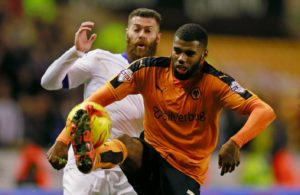Wolves have allowed defender Ethan Ebanks-Landell to join Rochdale on loan for the rest of the season.