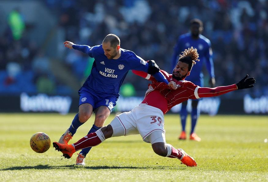 Hull City are reportedly on the verge of signing Cardiff City defender Matthew Connolly on loan until the end of the season.