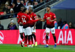 Marcus Rashford scored the only goal of the game as Manchester United boosted their top-four hopes with a 1-0 win at Tottenham.