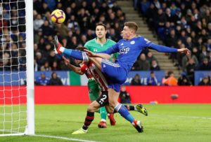 Harvey Barnes says he is looking forward to the prospect of being handed some good playing time for Leicester City.