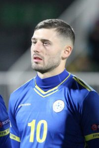 Heerenveen could face a real fight to keep hold of Arber Zeneli as Chelsea have been linked with the Kosovo international forward.