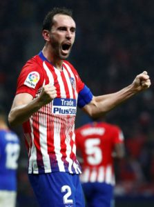 Inter CEO Giuseppe Marotta claims Atletico Madrid defender Diego Godin is keen to join the club as a free agent in the summer.