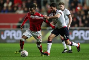 Kasey Palmer says Bristol City's FA Cup fourth-round win over Bolton on Friday night has left 'everyone buzzing'.