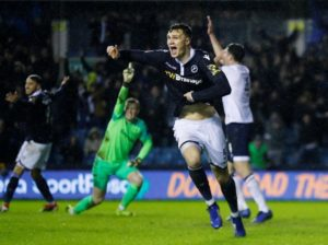 Neil Harris confirmed Jake Cooper admitted he had handled the ball home during Millwall's 'deserved' FA Cup win over Everton.