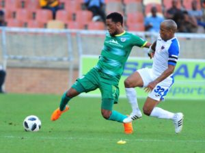 Baroka FC and Chippa United both had to settle for 1-1draw in a scrappy relegation fight at the Peter Mokaba Stadium on Sunday afternoon.