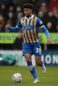 Shrewsbury moved five points clear of the League One relegation zone with a 2-0 win against play-off contenders Doncaster.