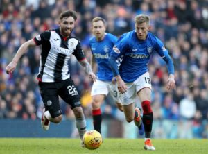 St Mirren midfielder Greg Tansey faces a two-game suspension after being charged with serious foul play for his tackle on Hearts' Clevid Dikamona on Saturday.