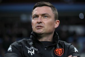 Paul Heckingbottom is confident the structure at Hibernian is the ideal fit for his style of leadership.