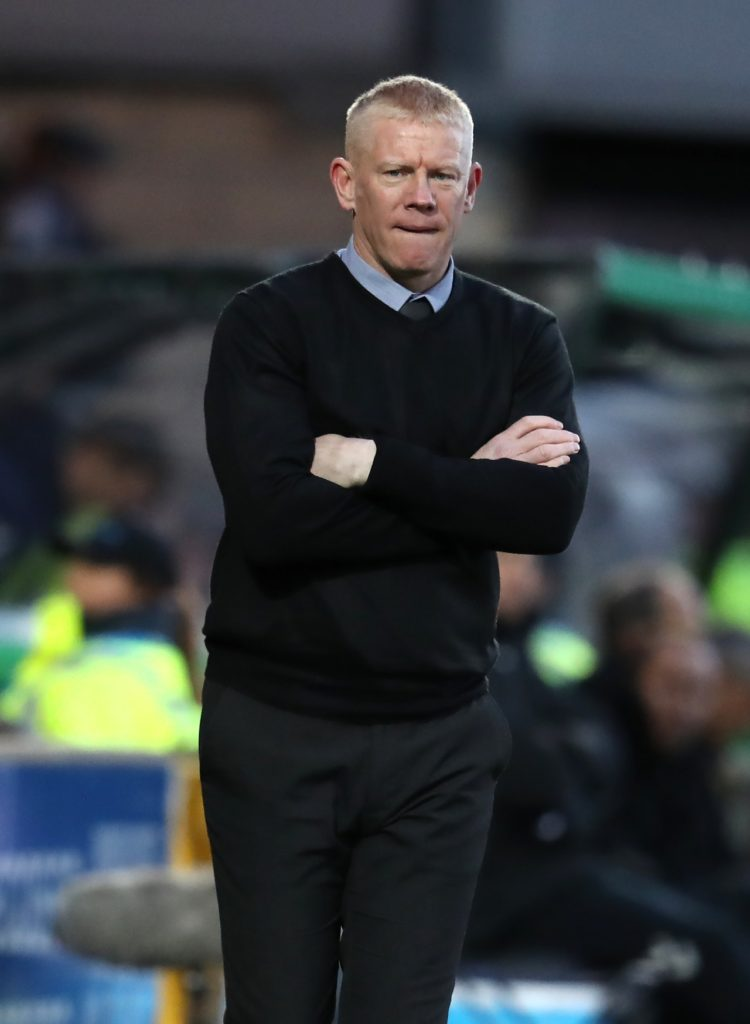 Livingston manager Gary Holt has called for referees to explain themselves more after failing to be placated over their denied penalty against Dundee.