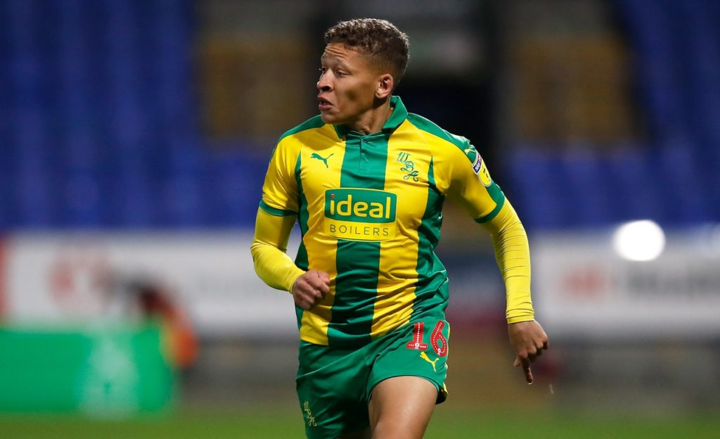 Dwight Gayle secured West Brom a vital 1-0 win at Stoke to move them fourth in the Sky Bet Championship and firmly in the promotion picture.