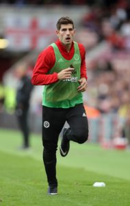 Ched Evans nearly left Fleetwood on transfer deadline day but boss Joey Barton was delighted to see the striker put it behind him and sink Charlton.