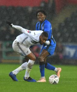 Regan Charles-Cook's second goal in league football helped Gillingham to an impressive 1-0 victory over out-of-form Wycombe.
