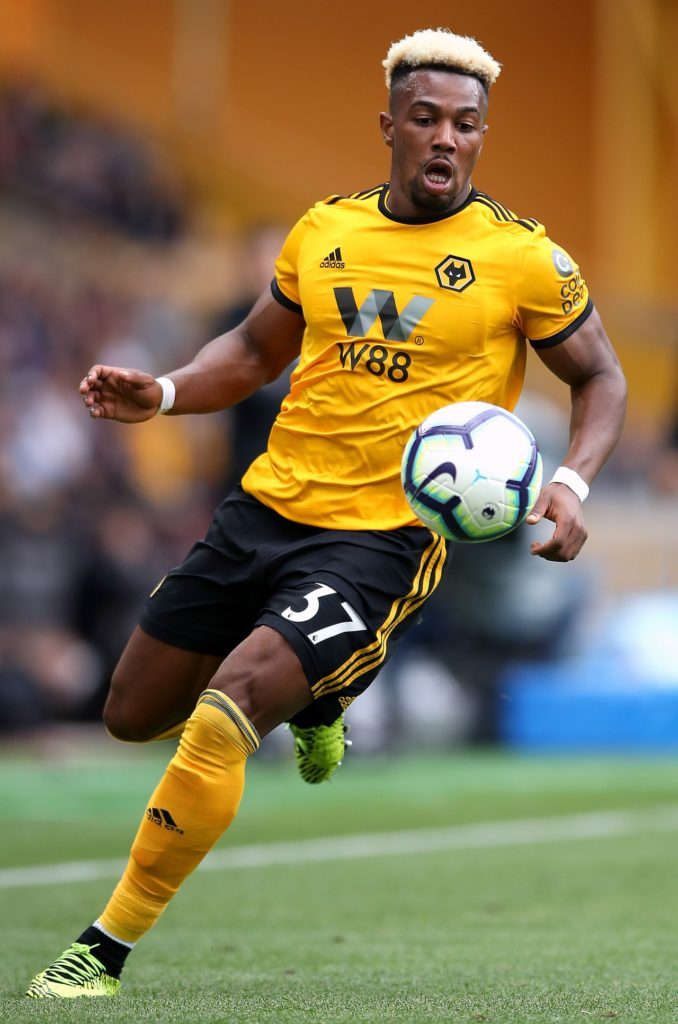 Wolves coach Nuno Espirito Santo has urged record-signing Adama Traore to try and use his speed and strength on a more regular basis.