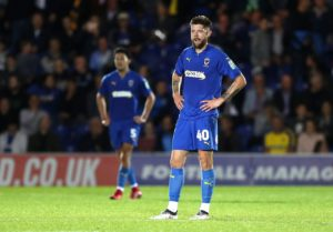 Anthony Wordsworth's AFC Wimbledon team-mates call him 'John Stones' - but the nickname has nothing to do with his defensive prowess.