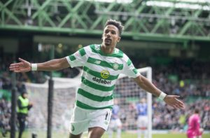 Scott Sinclair helped himself to a hat-trick as Celtic made St Johnstone suffer again in their thumping 5-0 William Hill Scottish Cup win at Parkhead.