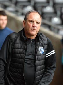 Gillingham boss Steve Lovell was relieved after his side beat in-form Scunthorpe 1-0 to climb out of the League One relegation zone.