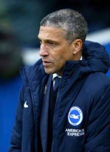 Brighton boss Chris Hughton admits he is likely to be light on attacking options following confirmation of Florin Andone's ban.