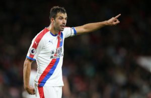 Crystal Palace's Serbian midfielder Luka Milivojevic says his side are setting their sights on FA Cup glory after making the last eight.