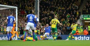Norwich recorded a comfortable 3-0 win over struggling neighbours Ipswich to move back to the top of the Sky Bet Championship.