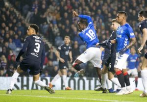 Dundee were made to regret sanctioning Glen Kamara's early move to Ibrox as the midfielder sent Rangers on their way to a 4-0 win over his old side.