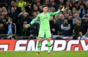 Maurizio Sarri has refused to say whether Kepa Arrizabalaga will start Chelsea's Premier League clash with Tottenham on Wednesday.