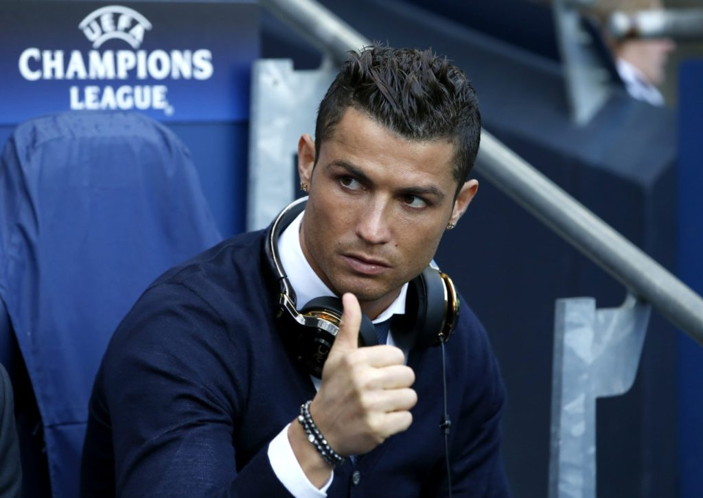 Juventus have concerns over the fitness of Cristiano Ronaldo, who is struggling with an ankle injury he picked up at the weekend.