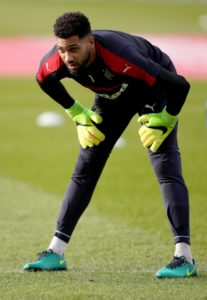 Wes Foderingham will assess his options at the end of the season unless he can dislodge Allan McGregor and become Rangers' number one.