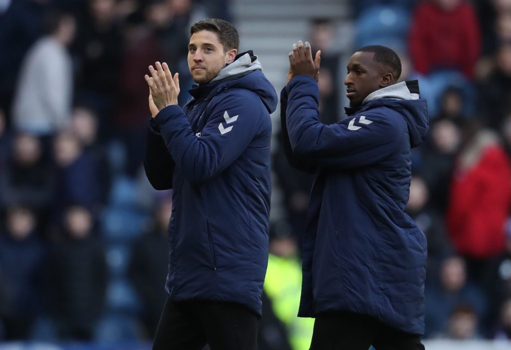 January signings Matt Polster and Glen Kamara both featured as Rangers drew 1-1 with St Johnstone in a reserve match.