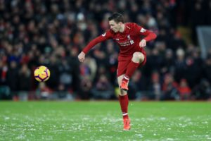 Defender Andrew Robertson expects Liverpool to be at 'full throttle' when the Champions League restarts at home to Bayern Munich on Tuesday.