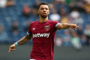 Ryan Fredericks says his loyalties are 'firmly with West Ham' ahead of Friday's clash against his former employers Fulham.