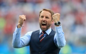England boss Gareth Southgate says he drew inspiration from the NFL when preparing his team for last year's World Cup.