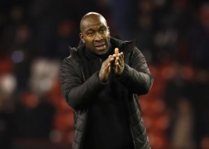 Darren Moore says he's proud of how West Brom's season has gone ahead of Friday's big clash with fellow promotion hopefuls Leeds.