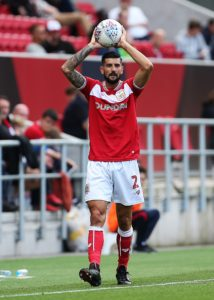 Bristol City boss Lee Johnson looks set to keep faith with the side that secured their eighth successive victory in all competitions at Blackburn on Saturday.