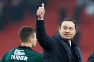 Manager Derek Adams praised his Plymouth side as they climbed to 14th in League One following a 5-1 home win over 10-man Rochdale.