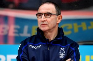Martin O'Neill has hinted at one or two changes when Nottingham Forest face West Brom on Tuesday in search of back-to-back wins.