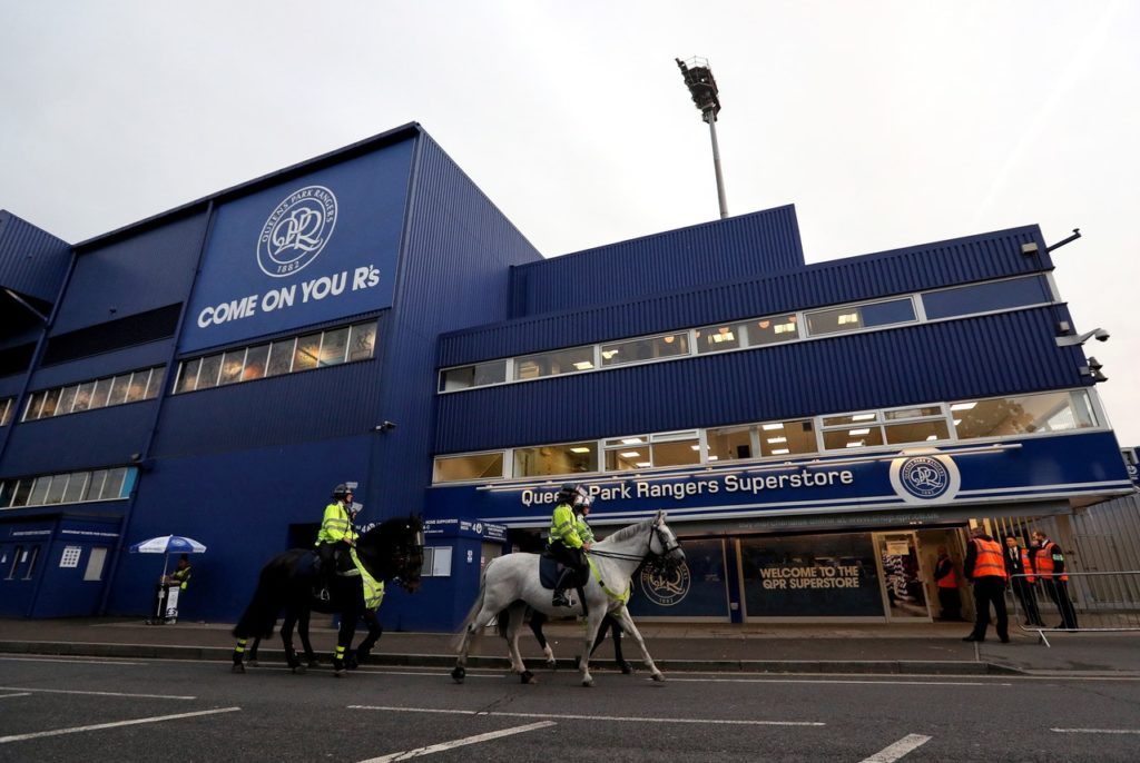 QPR CEO Lee Hoos believes the club need to move away from their Loftus Road home.