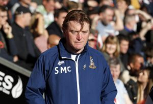 Scunthorpe boss Stuart McCall has a number of injury problems as his side look to return to winning ways against Accrington Stanley.