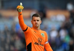 Tom Heaton insists he has been impressed by fellow Burnley goalkeepers Joe Hart and Nick Pope in recent months.