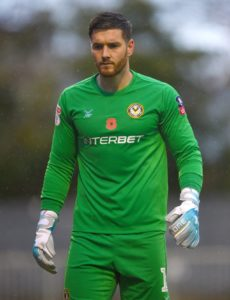 Goalkeeper Joe Day will take his place in the Newport side for Mansfield's visit to Rodney Parade.