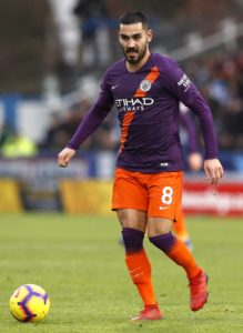 Manchester City ace Ilkay Gundogan says the Blues can only be classed as an elite side once they have won the Champions League.